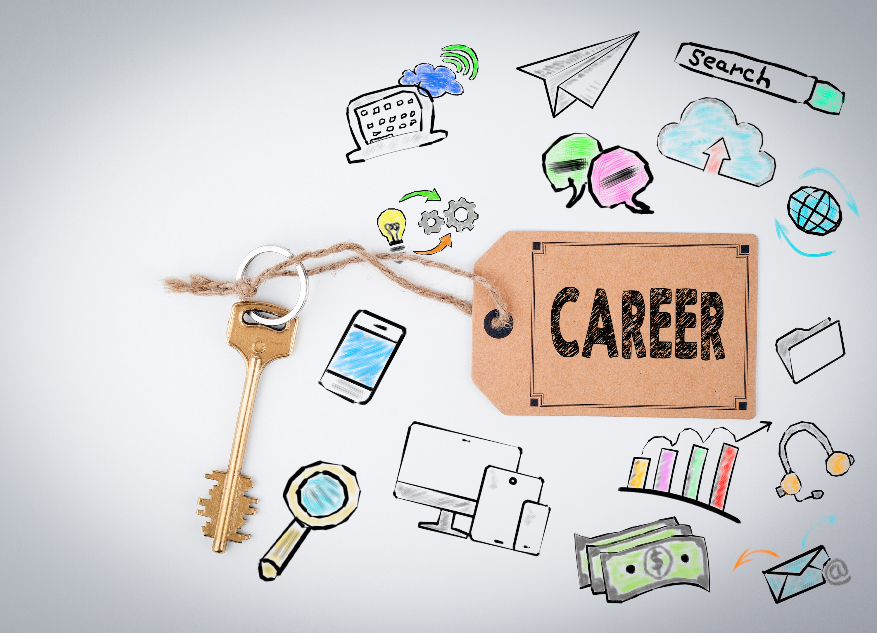 Career Coaching Students