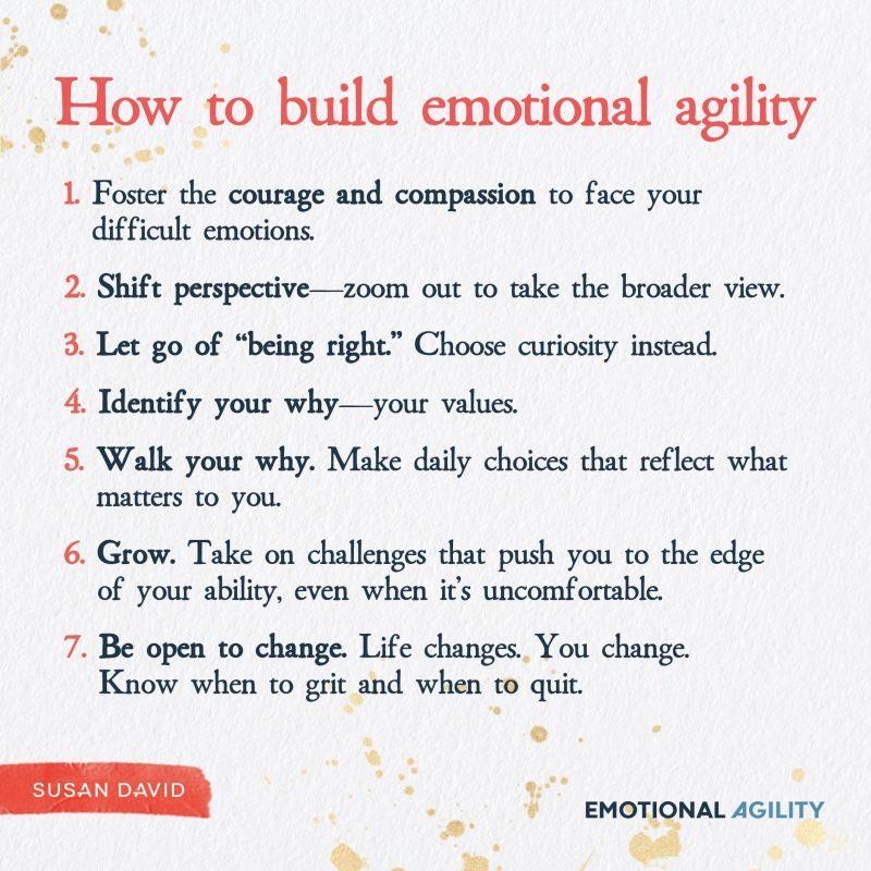 Emotional Agility